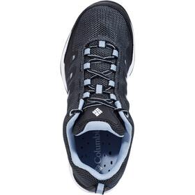 Columbia Vapor Vent Zapatillas Mujer, black/dark mirage